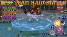 Crusaders Of Light Server Crusaders Of Light Team Raid Fort Desolation Youtube