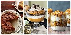 40 easy thanksgiving desserts recipes best ideas for