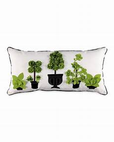 Farmhouse Sofa Pillows 3d Image by Indoor Outdoor 3d Topiary Decorative Pillow In 2020 With