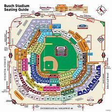 Arbor Stadium Seating Chart Busch Stadium Seating Map Cardinals Com Ticketing