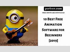 10 Best Free Animation Software for Beginners [2020]   PCRIVER