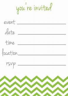 You Re Invited Templates Items Similar To Chevron Stripe Quot You Re Invited