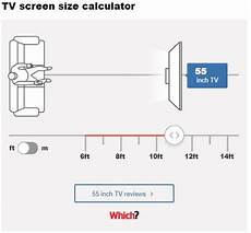What Size Tv To Buy Chart How To Buy The Best Tv For The 2018 World Cup Which News