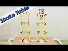 Earthquake Shaking Table Build An Earthquake Shake Table Diy Youtube
