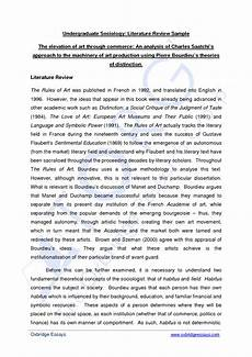 Apa Style Literature Review Literature Review In Apa Format Write Your Apa Literature