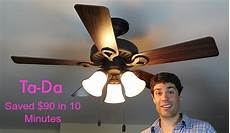 Ceiling Light Repair Ceiling Fan Light Repair Home Repair Tutor