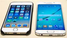 Samsung S6 Vs Iphone 6 Galaxy S6 Vs Iphone 6 Popsugar Tech