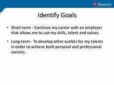 Examples Of Personal Mission Statements For Career Personal Mission Statement