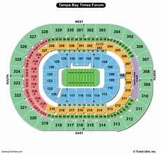 Amalie Arena Seating Chart Basketball Amalie Arena Seating Chart Seating Charts Amp Tickets