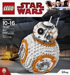 Lego Wars Malvorlagen List Lego Wars Set Bb 8 75187