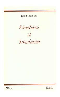 Simulacra And Simulation Simulacra And Simulation Wikipedia