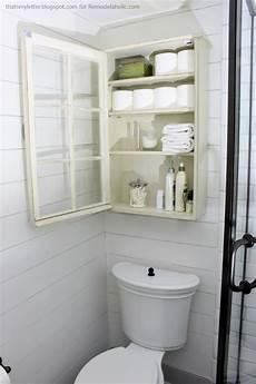 remodelaholic bathroom storage cabinet using an window