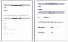 car proof of purchase receipt template 10 car receipt templates word excel pdf templates