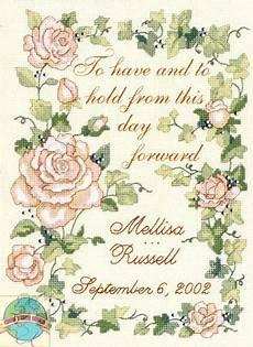 Free Wedding Cross Stitch Patterns Charts Free Wedding X Stitch Patterns Dimensions Delicate