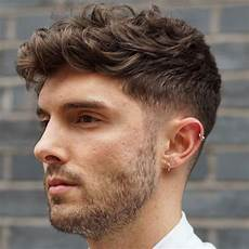 27 short sides long top haircuts 2019 curly hairstyles
