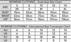 Women S Clothing Conversion Chart Size 12 Hand Make Vintage Women Dress Only One Unique