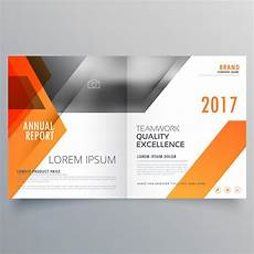 Document Cover Page Design Brand Magazine Cover Page Design Or Bifold Brochure