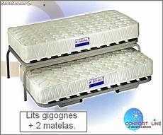 lit lits gigognes adultes nouveau lit gigogne adulte haut de gamme