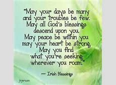 Quotes: Irish Quotes