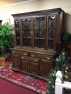 pennsylvania house cherry hutch cabinet bohemian s