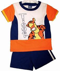 Toddler Clothes For Boys 4t 4t Tigger Shorts Set Disney Winnie The Pooh Toddler Boys