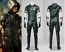 Arrow Costume Designer Aliexpress Com Buy Green Arrow Season 4 Cosplay Costume