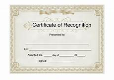 Text For Certificate Of Recognition Certificates Download Free Business Letter Templates And