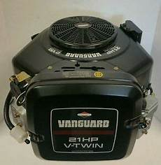 381777 0115 21hp Briggs And Stratton Vanguard 1 1 8x3 7 8