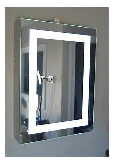 lighted door medicine cabinet mam8mc2436 24 quot wide x 36