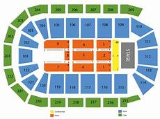 Huntington Center Seating Chart With Seat Numbers Huntington Center Seating Chart Cheap Tickets Asap