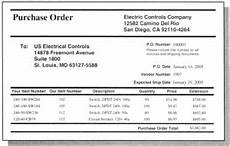 Sample Copy Of Purchase Order The Complete Guide To The Purchase Order Process Tallyfy