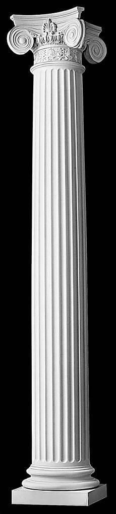 Composite Column Design Fluted Columns Decorative Columns Roman Columns Empire