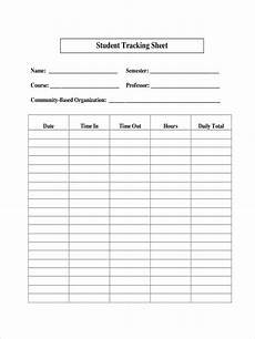 Grade Tracking Sheet Free 12 Student Sheet Examples Amp Samples In Pdf Examples