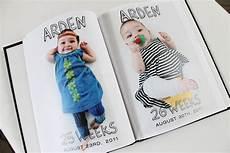 My First Year Photo Album Arden The 1st Year Photobook Copycatchic