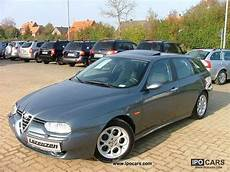2002 Alfa Romeo 156 Sw 2 0 Jts Progression Car Photo And