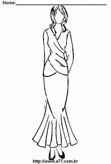 desenho de roupas desenhos de moda