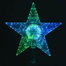 Large Light Up Star Tree Topper Colour Changing Led Light Up Star Christmas Tree Topper