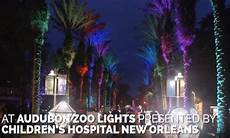 Zoo Lights New Orleans Audubon Zoo Lights New Orleans Local News And Events