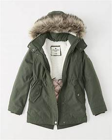 winter coats for abercrombie the a f ultimate parka coats jackets