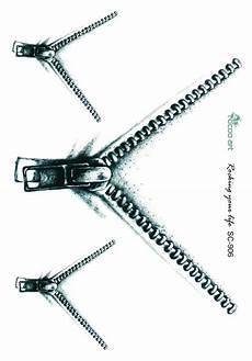 Zip Zipper Designs Aliexpress Com Buy Sc2906 Large 3d Classical Split Open