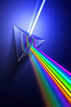 Light Into Prism Pics For Gt Refraction Of Light In Prism Pink Floyd Art