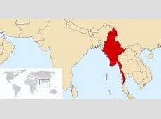DuniaKita: Profil Negara Myanmar