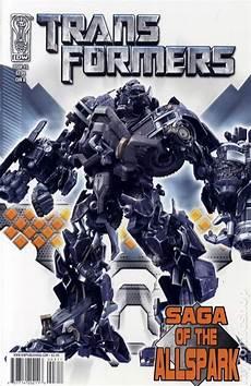 Malvorlagen Transformers Saga Transformers Saga Of The Allspark 2008 Comic Books