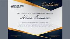 Professional Award Certificate Certificate Template Award Certificate Examples Why You