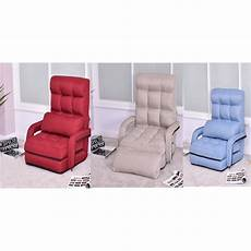 shop costway folding lazy sofa lounger bed floor chair