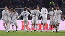 Real Madrid Depth Chart Champions League Real Madrid S Depth Keeps Hopes Of A