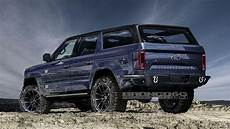 2020 Ford Bronco Usa by 2020 Ford Bronco Might Get A 7 Speed Manual Report Says