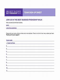Team Sign Up Sheet Free 12 Sign Up Sheet Examples Amp Samples In Pdf Examples