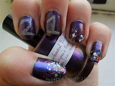 21st Birthday Nail Designs Tooth And Nails Belated 21st Birthday Nails