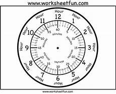 Free Printable Clocks Time Printable Clock Face 3 Worksheets Free